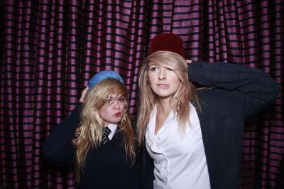 Jack Wills Community photobooth