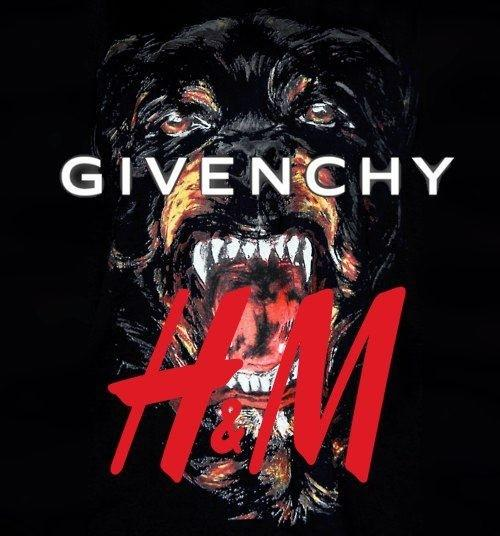 Givenchy for H&M?!?!?